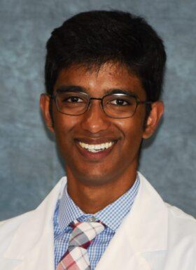 headshot of Abhinav (Avi) Ettyreddy, MD