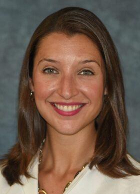 headshot of Allison Slijepcevic, MD