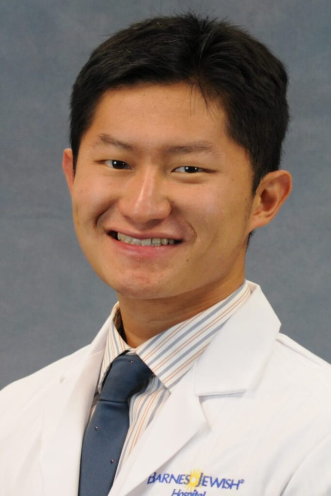 headshot of Collin Chen, MD