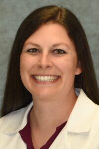 headshot of Miranda Lindburg, MD