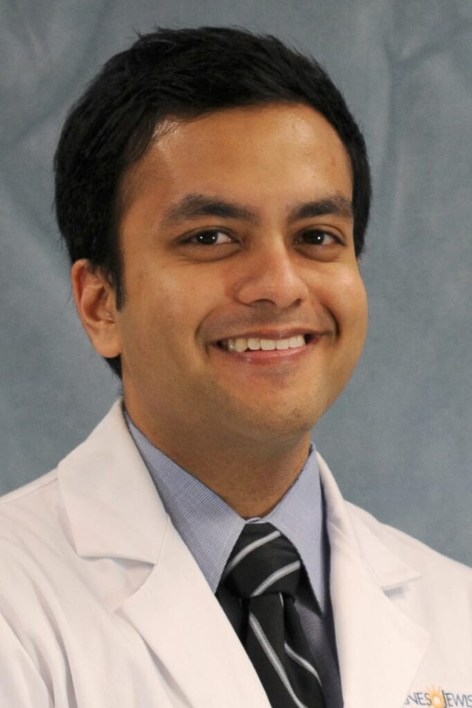 headshot of Neel K. Bhatt, MD