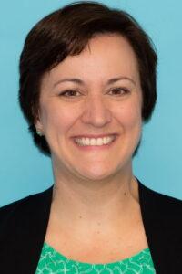 headshot of Amanda Ortmann, PhD