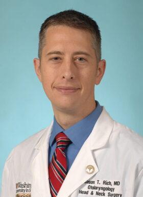 Headshot of Jason Rich, MD