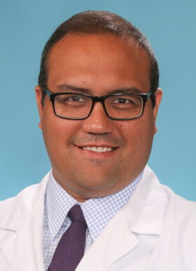 Dr. Jose Zevallos headshot