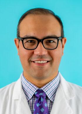 head shot of Dr. Zevallos