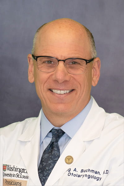 Chair Craig Buchman MD