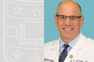 Buchman elected president of neurotology society