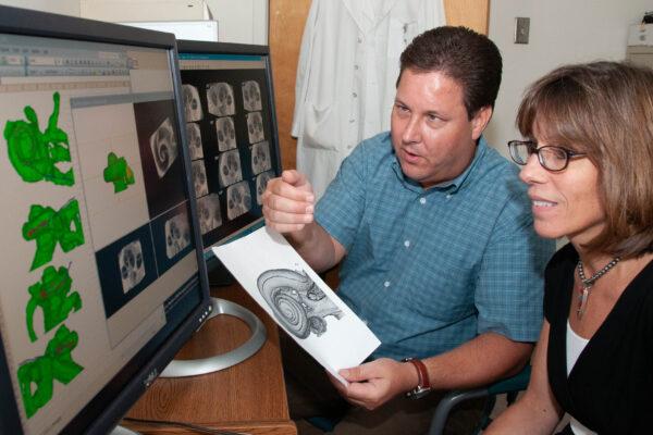 Q&A with Tim Holden, staff scientist