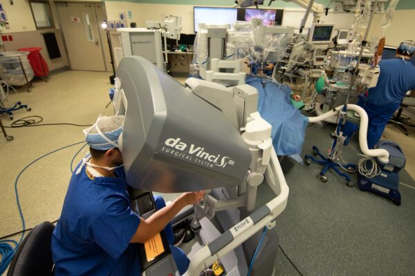 New technology expands use of transoral robotic surgery (TORS)
