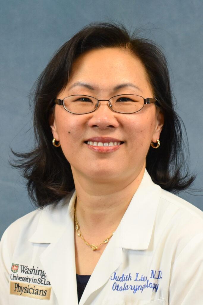 head shot of Dr. Lieu