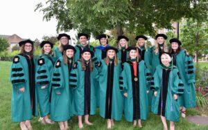 photo of PACS graduates