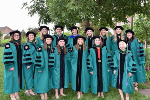Program in Audiology and Communication Sciences celebrates graduates