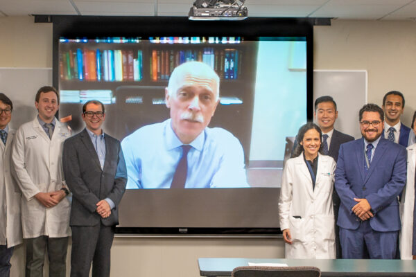 Ogura Lectureship highlights mindful patient care and groundbreaking research