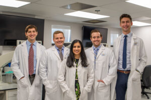 ENT interns impressed by depth of training and professional support