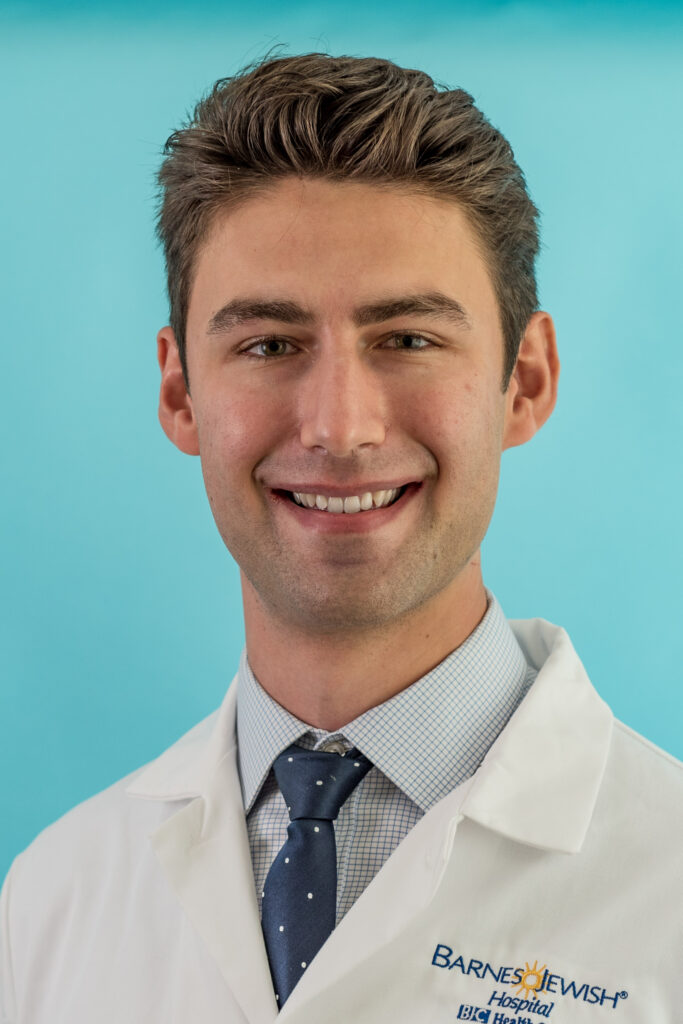 head shot of Andrew Charap, MD
