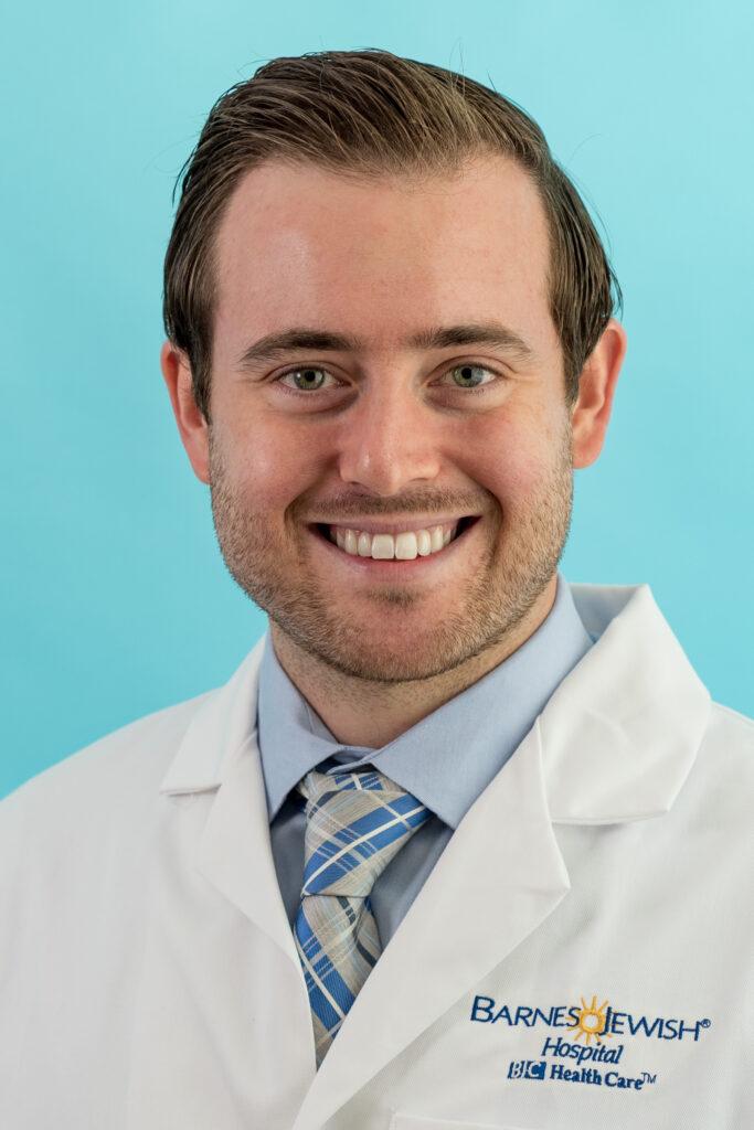 head shot of Kenneth Cutshaw, MD