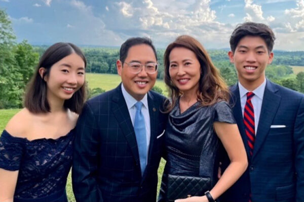 Q&A with alumnus and ENT academic leader Kenneth Lee
