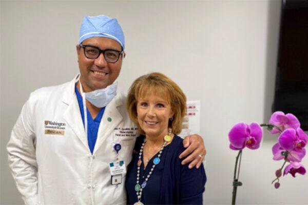 Oncology nurse Athmer retires