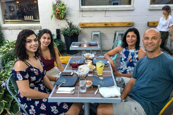 Q&A with resident Stephanie Youssef