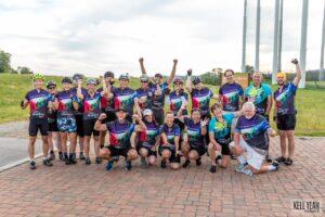 Pedal the Cause team raises $43K